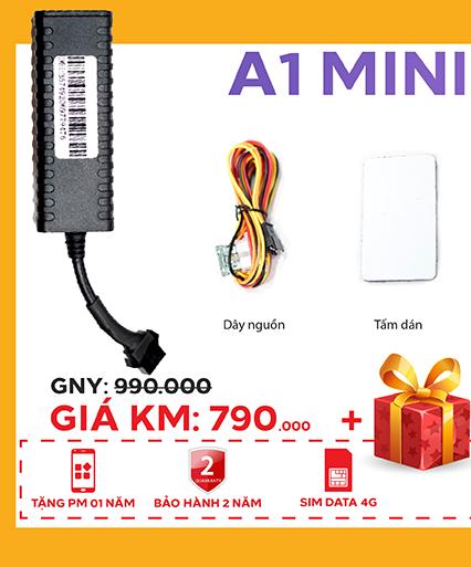 Thiết bị định vị mini A1