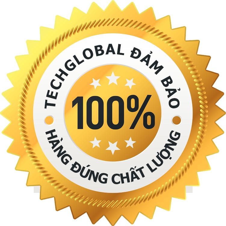 TechGlobal cam kết khi mua sản phẩm Wetrack Lite