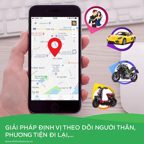 Định Vị GPS Giám Sát Người Thân Một Cách Chuyên Nghiệp