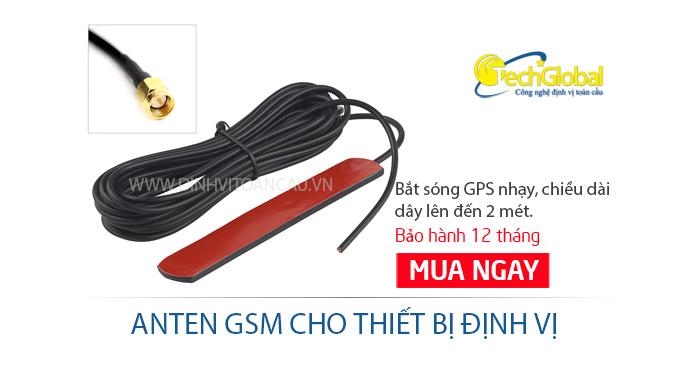 Anten GSM cho thiết bị định vị