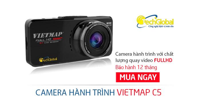Camera hành trình Vietmap C5