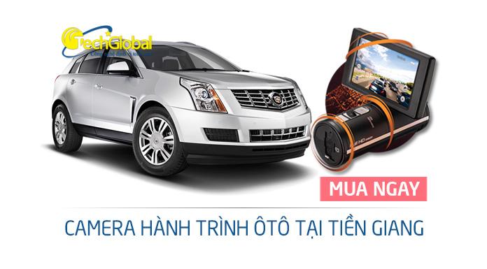 Camera hành trình tại Tiền Giang ghi lại hành trình xe bằng video fullHD