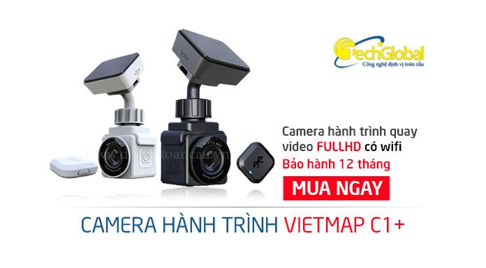 Camera hành trình Vietmap Xplore C1 Plus Wifi