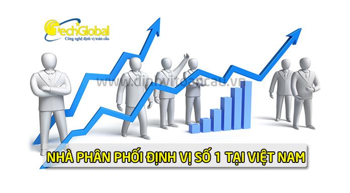 Nhà phân phối thiết bị định vị tại Việt Nam