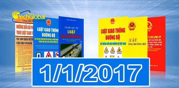 Những loại xe tải nào phải gắn thiết bị giám sát hành trình từ ngày 1/1/2017