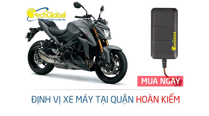 Lắp định vị xe máy tại Hoàn Kiếm Hà Nội