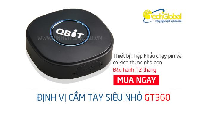 Thiết bị định vị cầm tay mini GT360