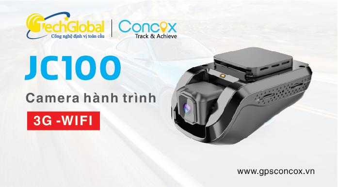 Camera hành trình JC100 3G Wifi GPS thông minh