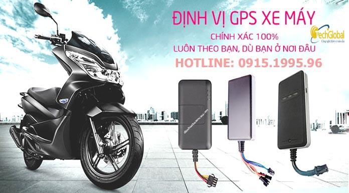 Địa chỉ bán định vị xe máy ở Hà Nội uy tín chất lượng