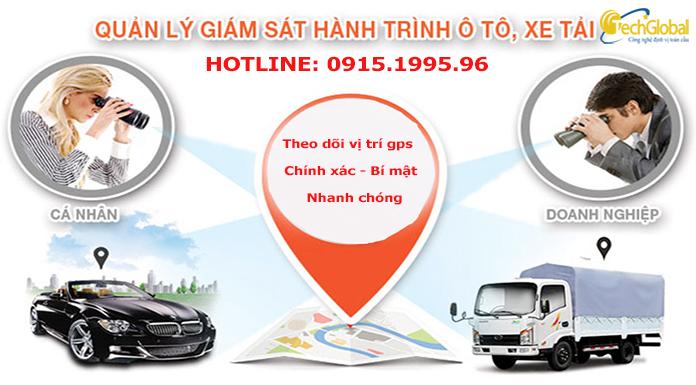 Lắp đặt thiết bị giám sát hành trình giá rẻ tại Hà Nội