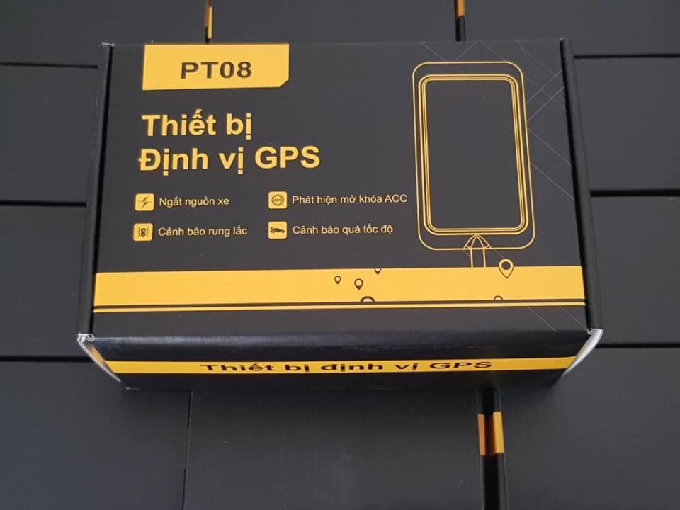 Thiết bị định vị ô tô PT08 của TechGlobal cung cấp