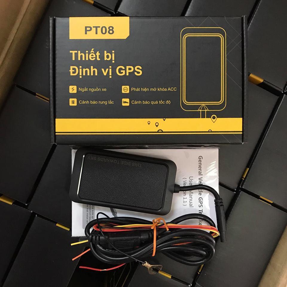 TechGlobal cung cấp thiết bị định vị ô tô PT08 chất lượng tốt nhất hiện nay