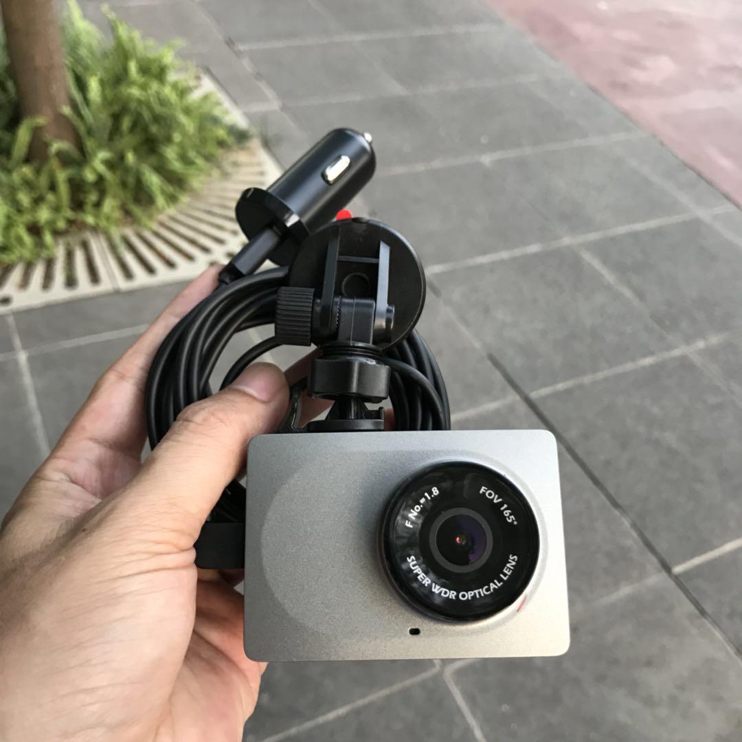Hình ảnh trọn bộ Xiaomi Yi 2k