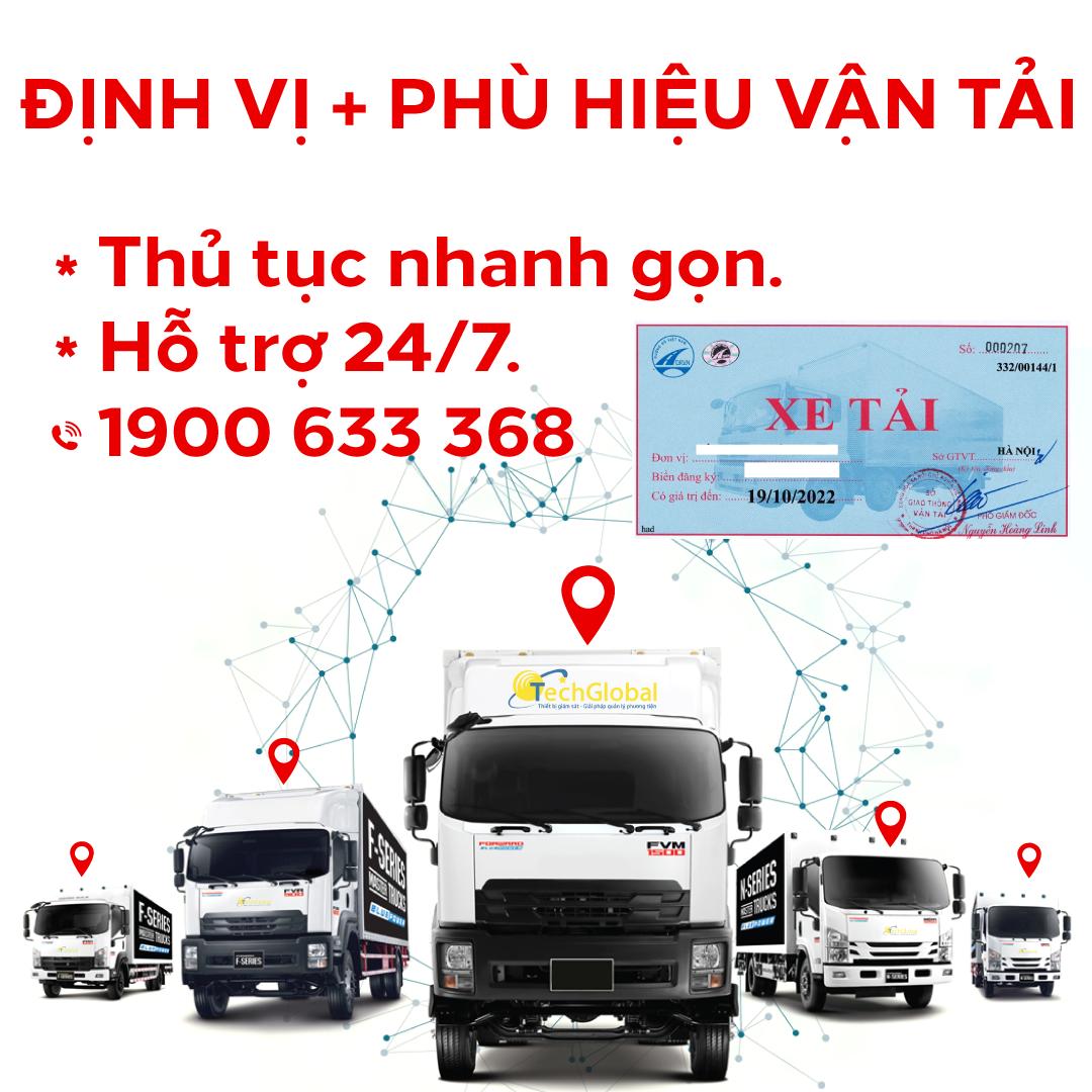 Làm phù hiệu vận tài cho ô tô tham gia kinh doanh vận tải