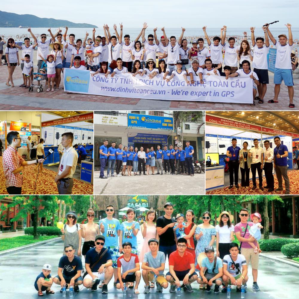 TechGlobal là một tập thể trẻ và năng động hỗ trợ bạn 24/7