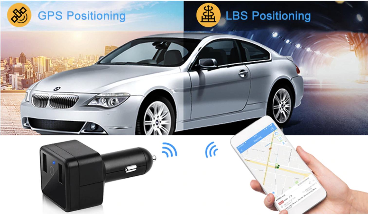 Định vị chính xác nhờ GPS và LBS