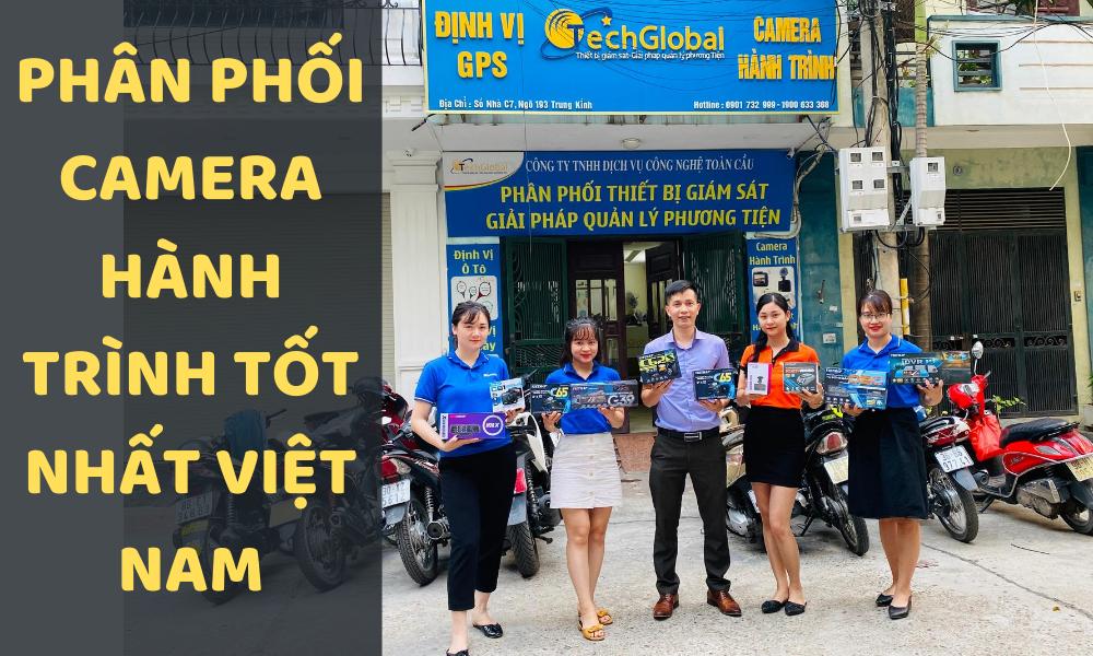 Phân phối Camera hành trình ô tô chất lượng ✅ Giá tốt nhất tại Việt Nam - TechGlobal