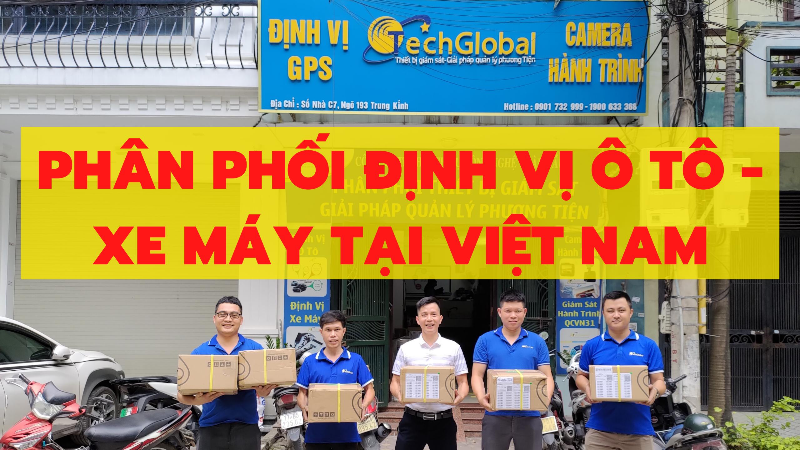 Nhà phân phối thiết bị định vị tại Việt Nam - Đa dạng mẫu mã - Giá tốt - Chiết khấu cao.
