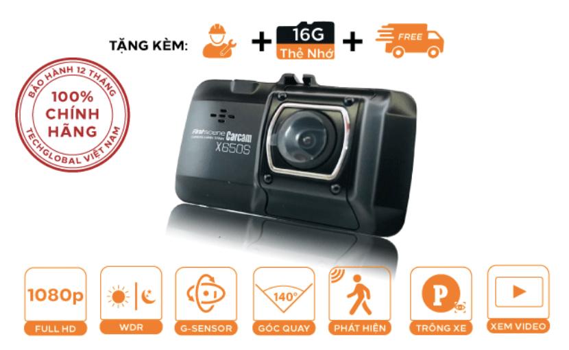 Camera hành trình Roga X650S