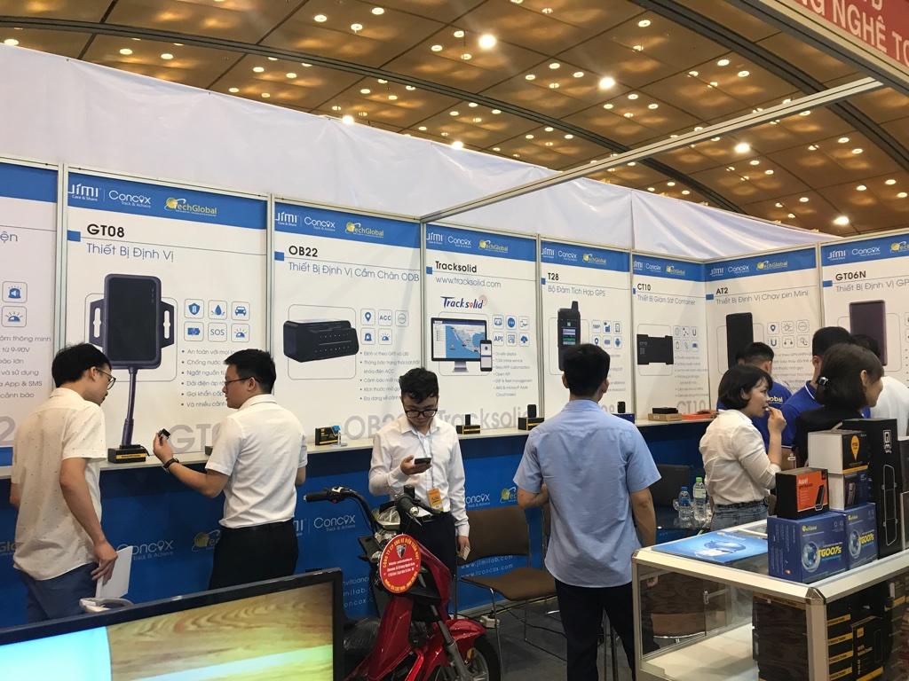 TechGlobal tham gia hội chợ Auto Expo