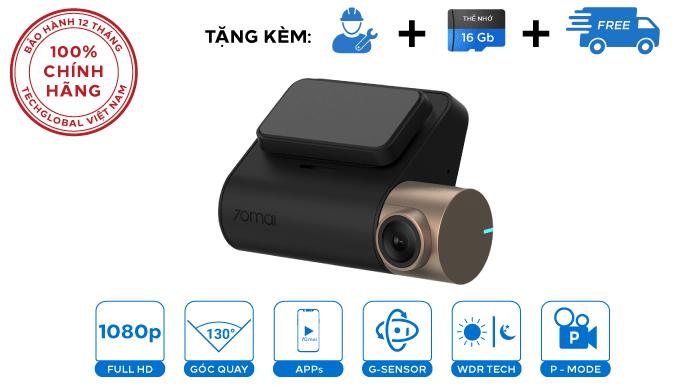 Camera hành trình Xiaomi 70mai Lite