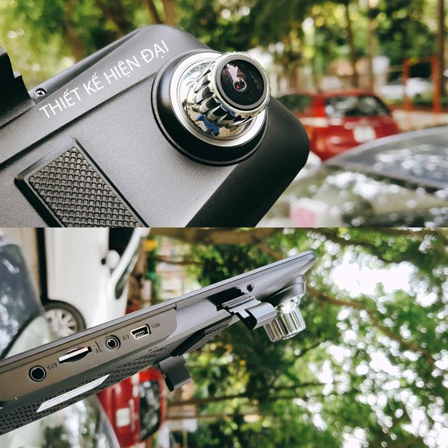 camera hành trình gương g8+ đẹp tinh tế