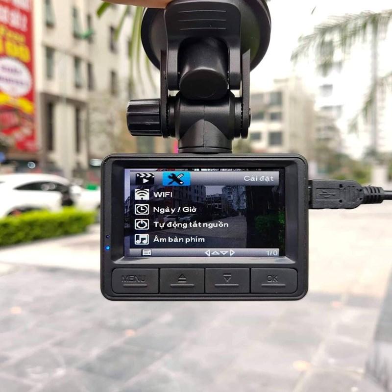TechGlobal cung cấp camera hành trình ô tô W2 giá rẻ