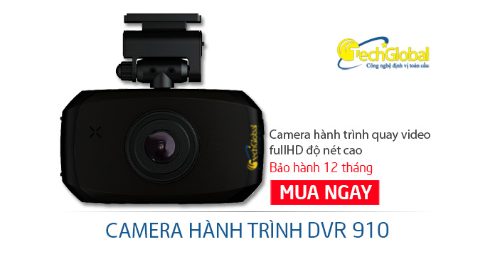 Camera hành trình DVR 910