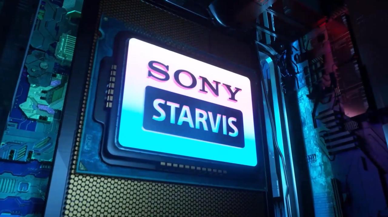 KC01 trang bị cảm biến hình ảnh Sony Starvis