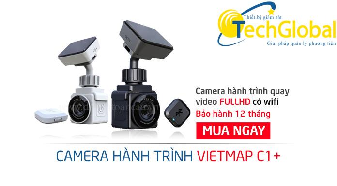Camera hành trình ô tô C1 Plus của TechGlobal cung cấp