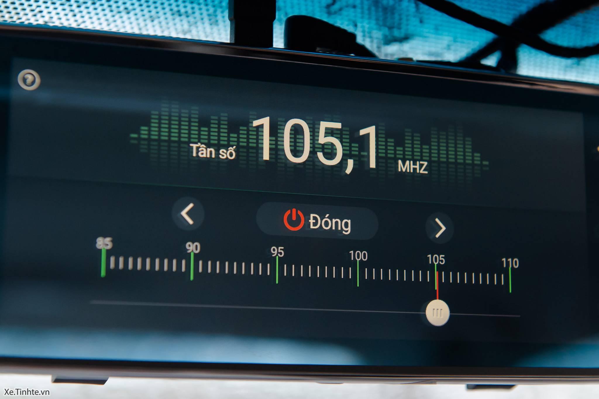 Kết nối FM nghe Radio