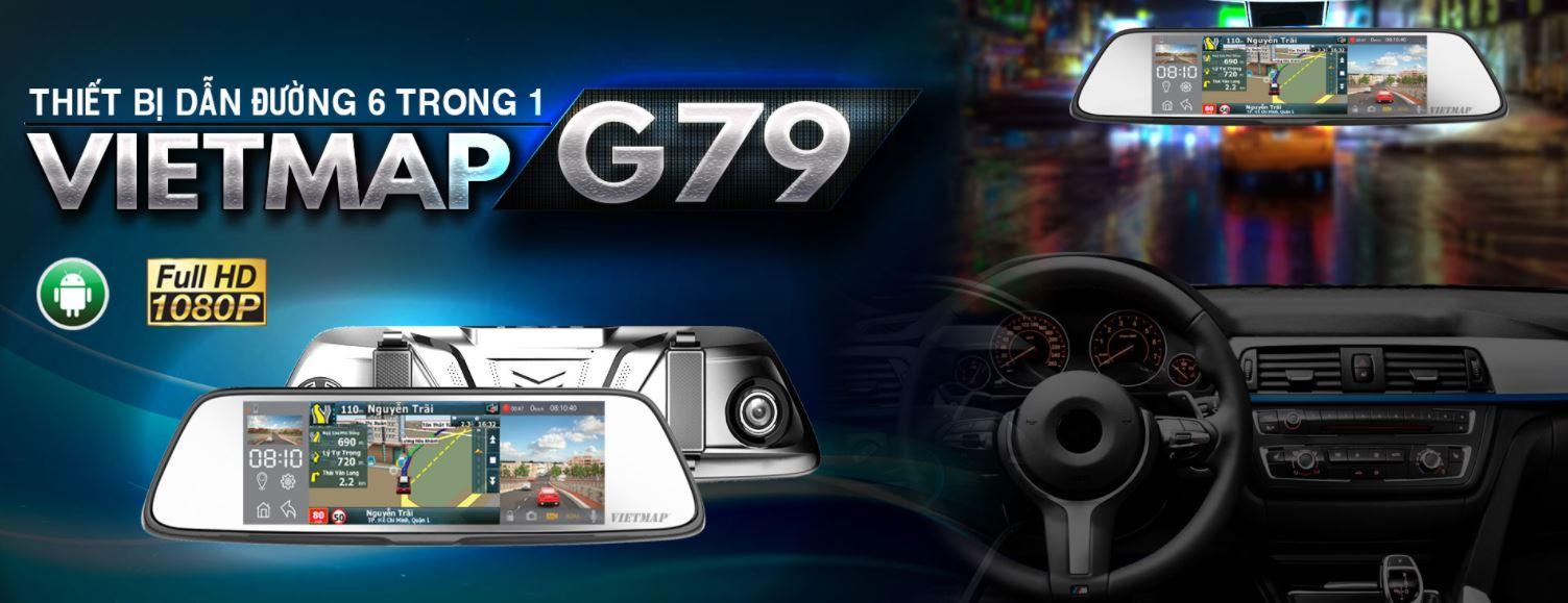 G79 có kết nối Wifi xem video ngay trên điện thoại