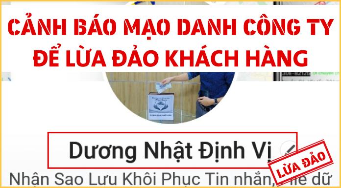 Cảnh Báo Đối Tượng Mạo Danh Lừa Đảo Đọc Trộm Zalo, Facebook Qua Mạng Xã Hội