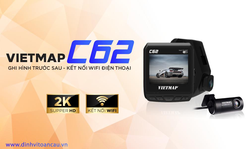 Camera hành trình C62 của TechGlobal cung cấp