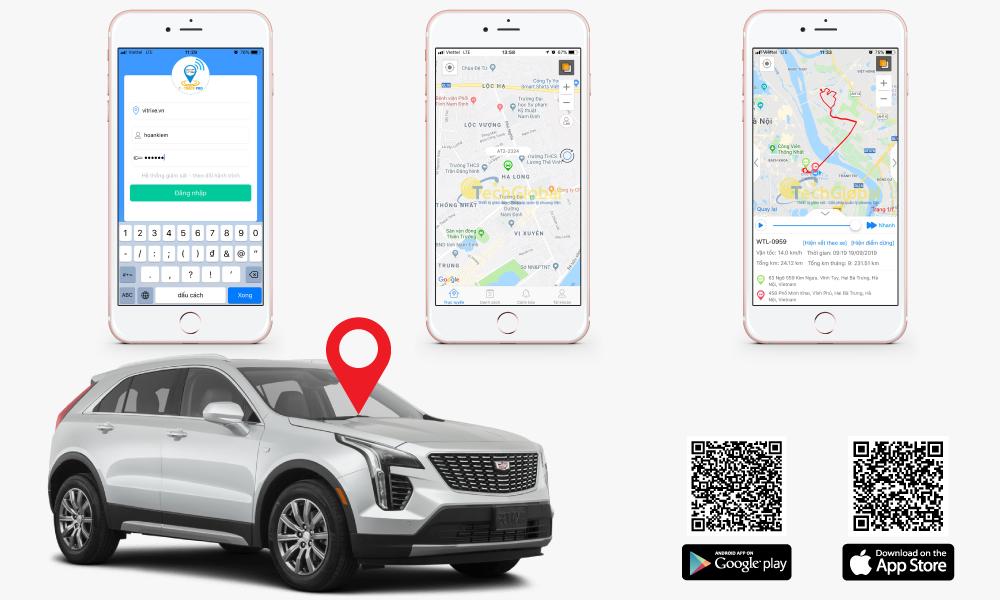 Thiết bị OB22 của TechGlobal cung cấp giúp quản lý xe ngay trên điện thoại thông minh