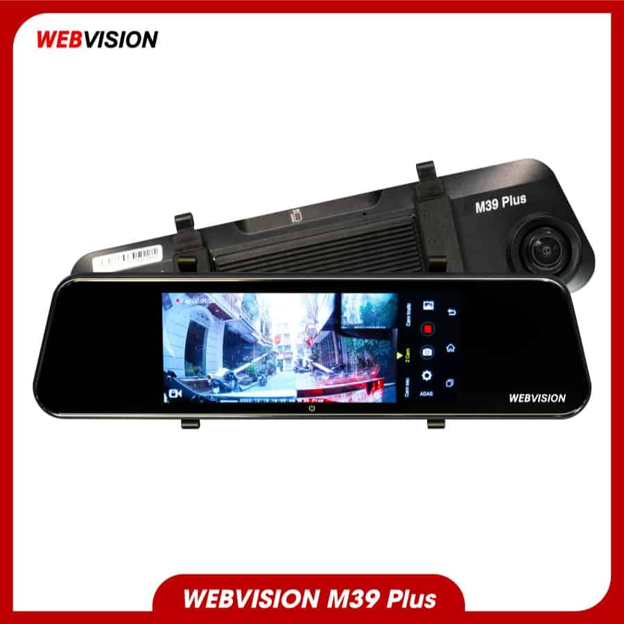 Camera Hành Trình Webvision M39 Plus Ra Lệnh Bằng Giọng Nói -135