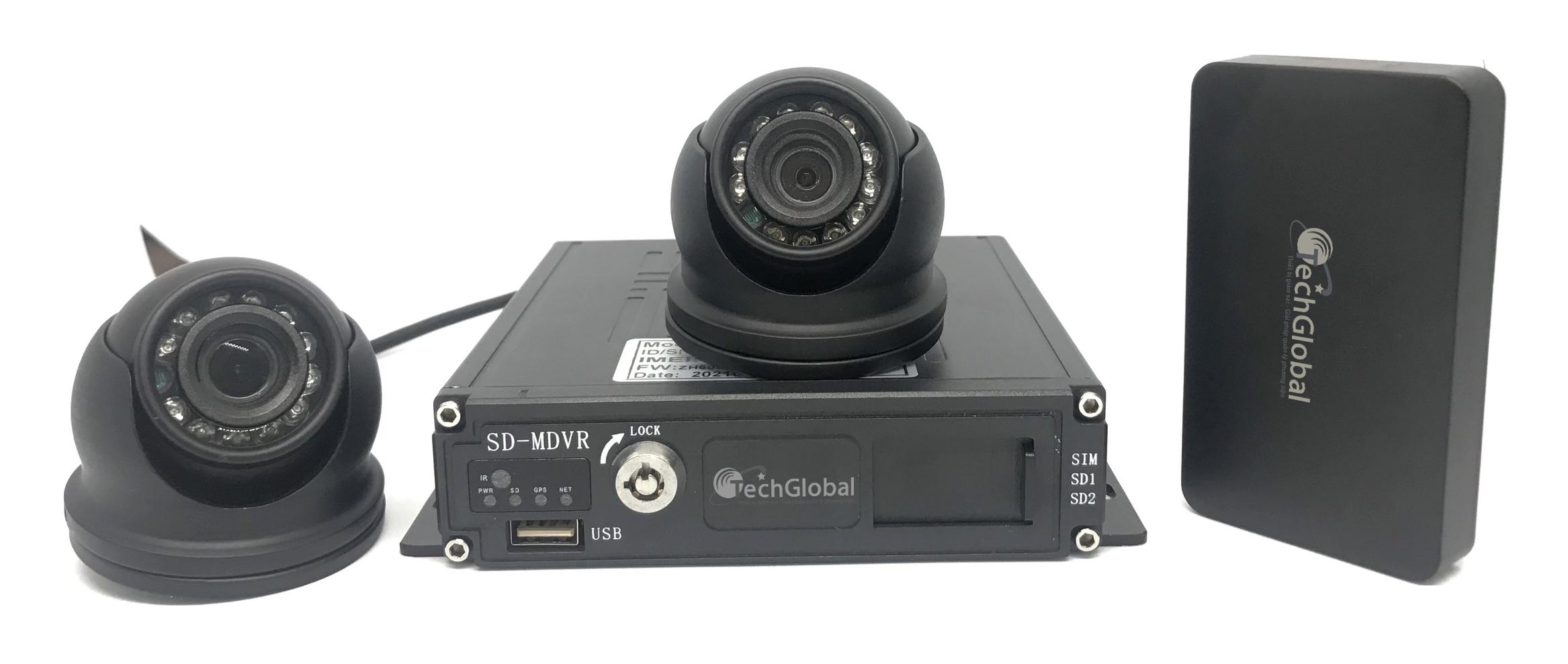 Camera Giám Sát Ô Tô Nghị Định 10 - Đầu Ghi SM400P - Xem Video Trực Tuyến-141
