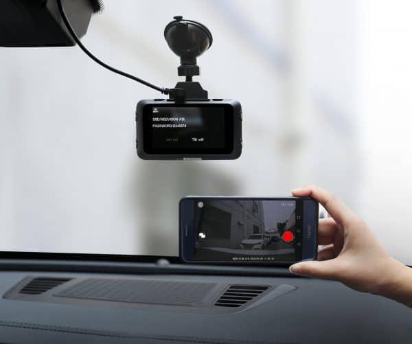 Camera hành trình Webvision A18 – Kết Hợp Đẳng Cấp Của 2 Phương Pháp Cảnh Báo Giao Thông-123