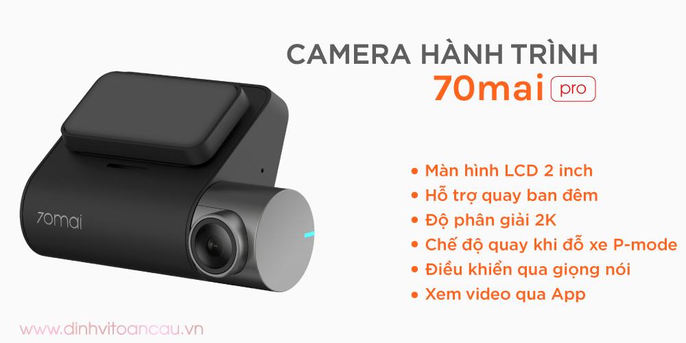 Camera hành trình Xiaomi 70mai Pro-87