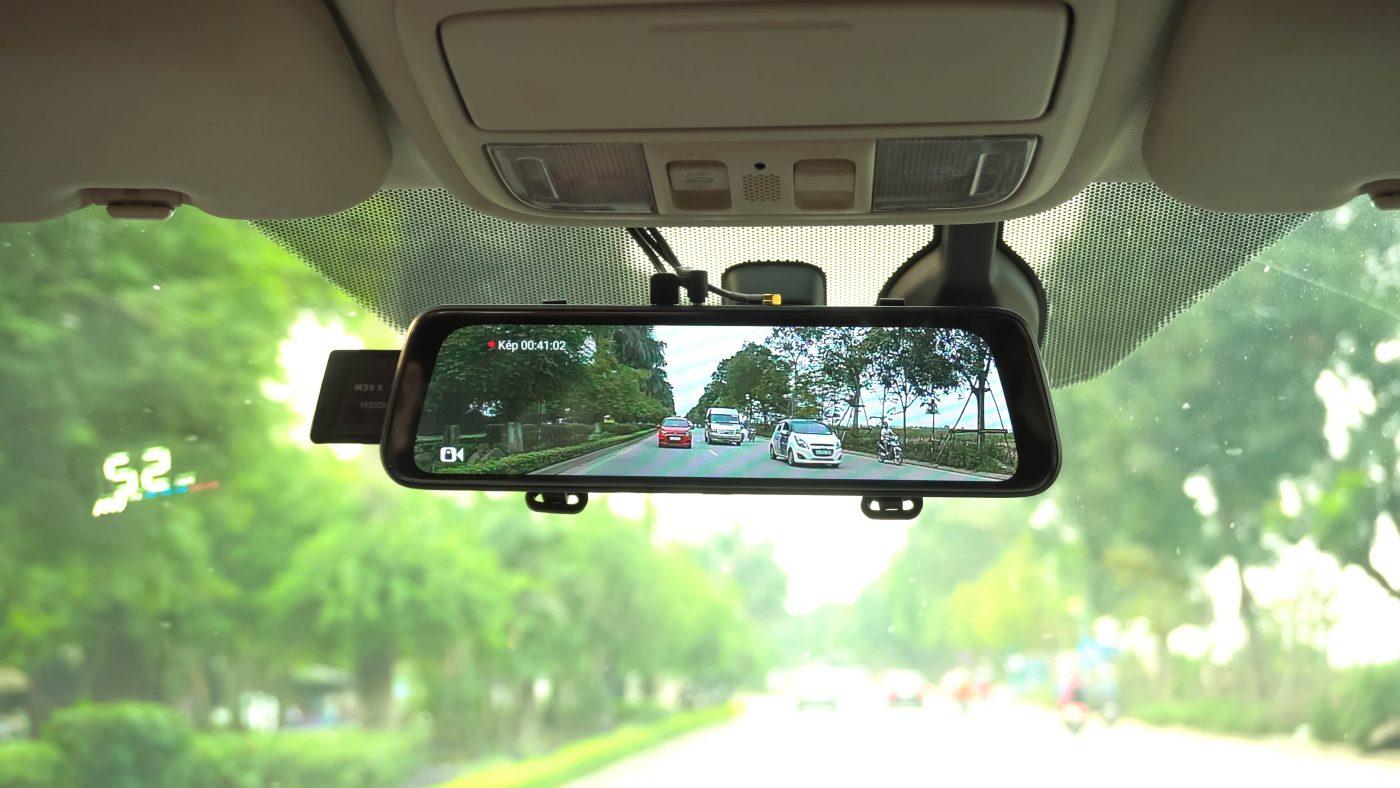Camera Hành Trình Gương Cao Cấp Webvision M39X AI - Hộ Trợ Lái Xe An Toàn-116